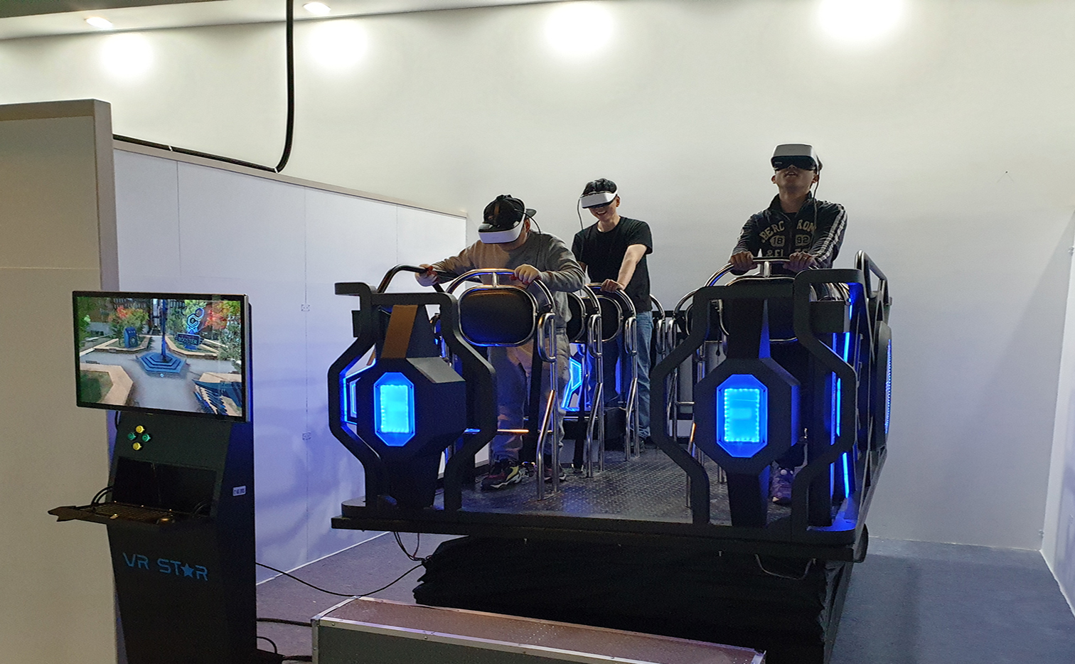 """에코랄라 """"신규콘텐츠 VR """""""